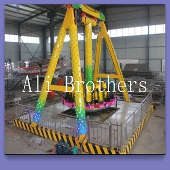 outdoor kids ride big pendulum for sale