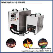 Portable igbt high frequency electromagnetic induction heating equipment