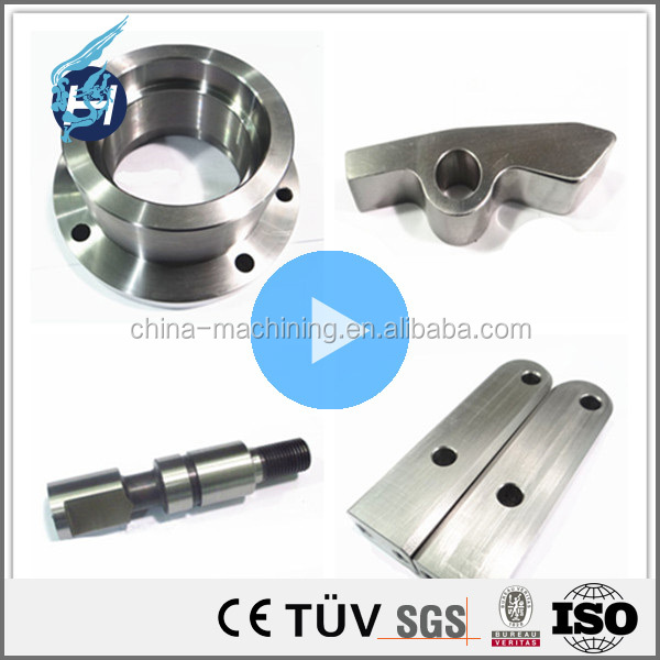 Chinese OEM professional high precision high quality ISO 9001 CNC machining broaching machine/broacher parts/components