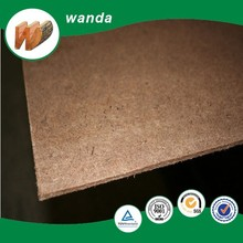 low price high density fibreboard/2mm hardboard