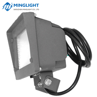 DLC ETL listed 30W LED Flood Light IP65 Waterproof 120lm/W with 3 types adapter