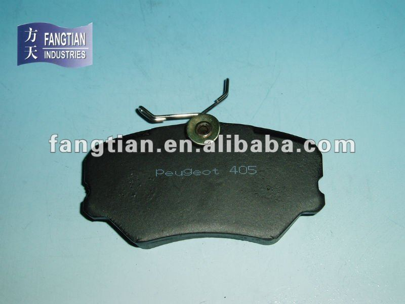 Metallic Brake Pads For PEUGEOT 405