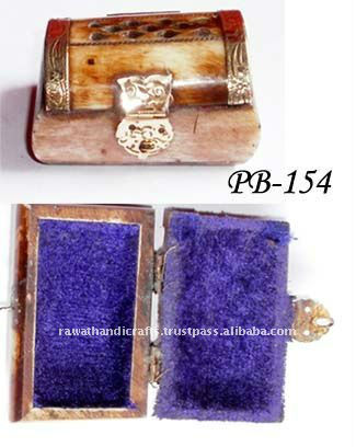 Good Quality Jewelry Bone Boxes