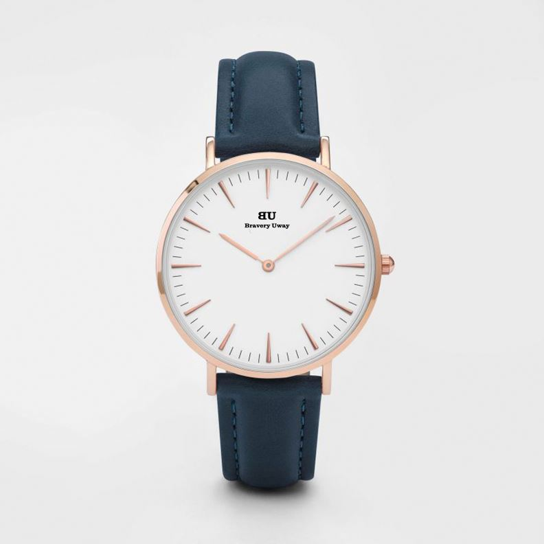 Charm Type Hanbeter Women Wooden Fashion Watch