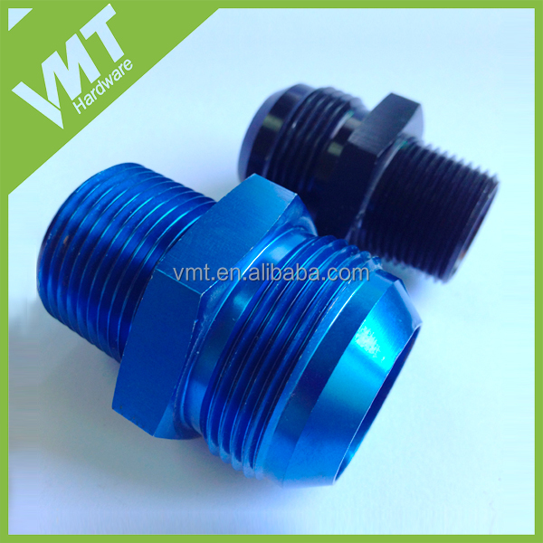 Double male Swivel Fitting Hose End Adaptors AN10 Hose Braided Fittings for auto parts