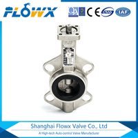 Alibaba On Line Shopping Wafer Butterfly Valve For Sale