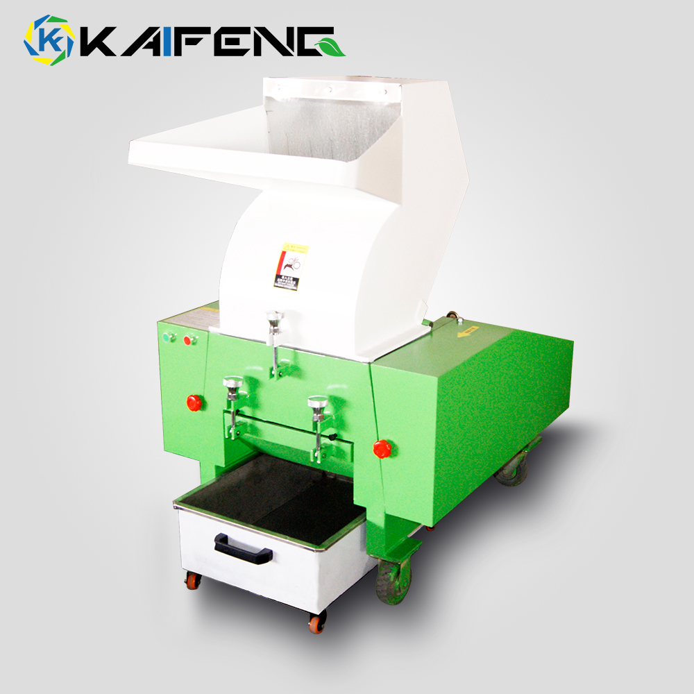 Waste Pvc Plastic Profile Recycling Crusher Machine Price In India