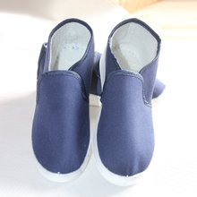 PVC Cotton-Padded Antistatic Esd Protective Shoes Cleanroom Safety Shoes For Winter