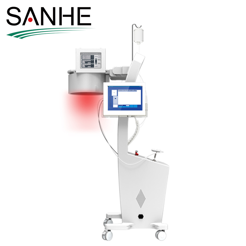 wholesale-- new low level laser and LED hair regrowth machine/softto loss hair treatment
