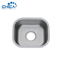 Apartment Size Used Apron Front Outdoor Wash Hand Basin Bathroom Kitchen Sinks And Faucets Stainless Steel With Two Faucets