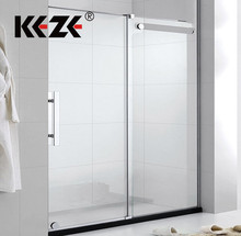 8MM Thickness Tempered Glass Steam Shower Cubicle