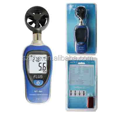 Hot Sale Manufacturer Digital Handheld Electronic wind Vane Anemometer