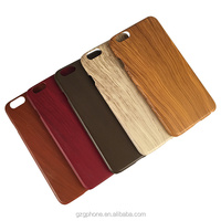 Various color wood feeling case for iPhone 6/6S
