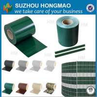 Garden laminated panel fence cover pvc coated tarpaulin,pvc tarpaulin roll and pvc tarpaulin
