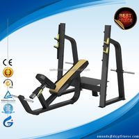 Commercial Fitness incline bench press/Gym equipment
