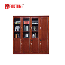 Office room furniture with drawer wood file cabinet for sale FOH-A-01