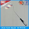 15mm core dia paint roller acrylic fabric
