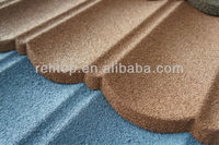 best quality roof tiles stone coated metal roof sheet/tiles