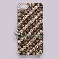 2013 Newly cool,Christmas gift!rhinestone cases for ipad 2 for iphone 5