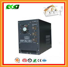 LED / LCD display solar pv inverter 700W UPS battery with charger