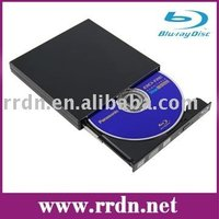 USB External Blu-ray Rewriter/Burner/Recorder with SATA Interface