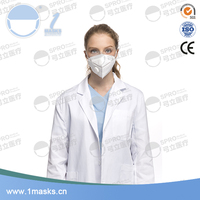 Disposable non-woven industrial working dust N95 mask respirator