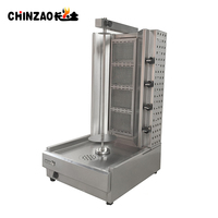 LPG Gas Shawarma Machine Kebab Grill Snack Machine