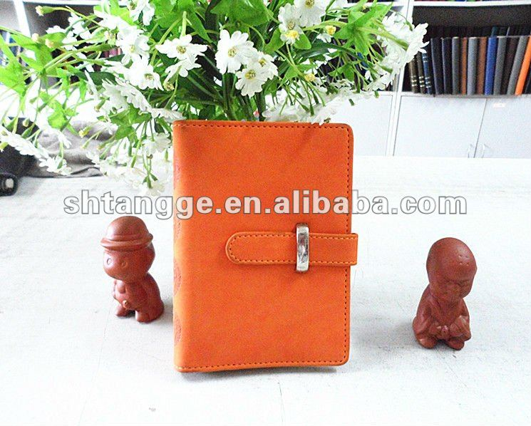 2013 High quality school diary cover design