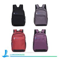 China Wholesale laptop sport back bags for teenage girls and women