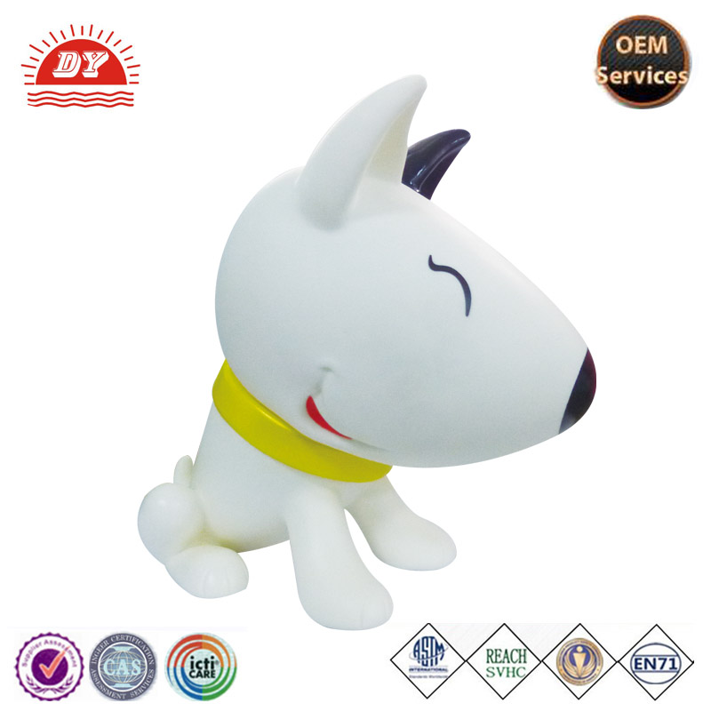dog money box / Plastic money box design
