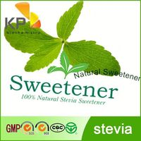 KP stevia extract reb a 97%,stevioside 99%