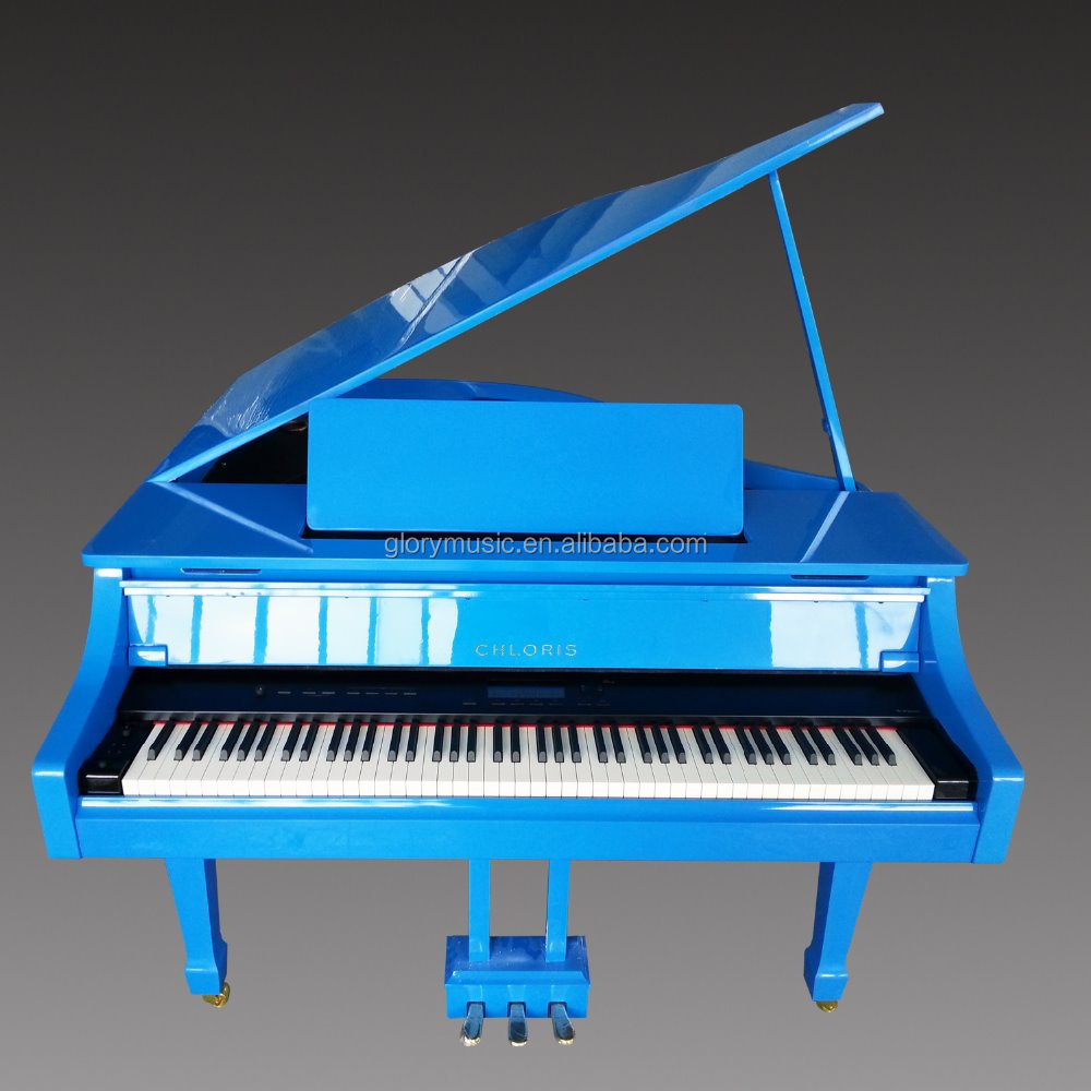 chloris high quality digital grand piano, Used second hand Keyboard Piano, 88 keys digital piano