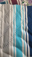 BED SHEET HOME TEXTILE STOCK