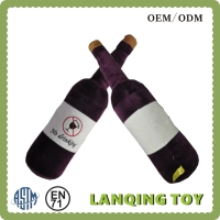 Manufacturer Plush Toy Gift Beer Promotion Ideas
