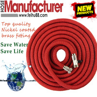 Small fast selling items alibaba com home garden 25ft 50ft 75ft 100ft high pressure brass fitting flexible expandable water hose