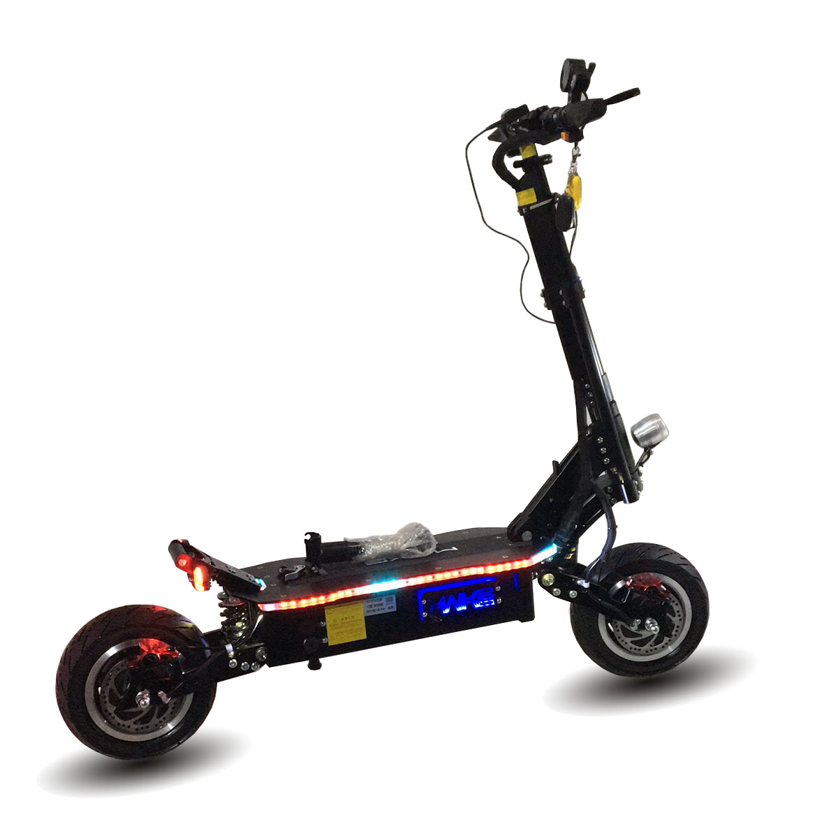 MAIKE KK10S 60v long range 90-100km two wheel <strong>electric</strong> scooter 5000w for adult
