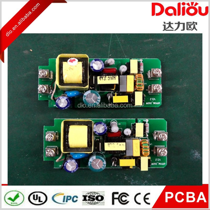 94V0 Pcb For Ip Camera With Osp 1-30layer board in China