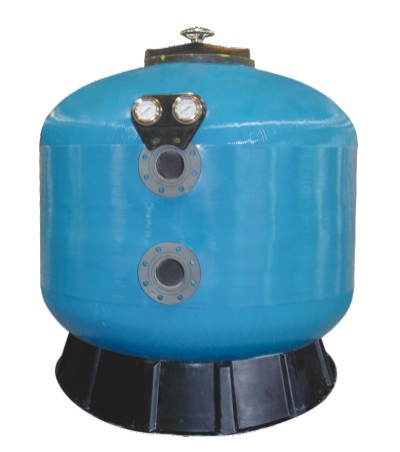 Factory best industrial commercial use swimming pool filter for water treatment plant