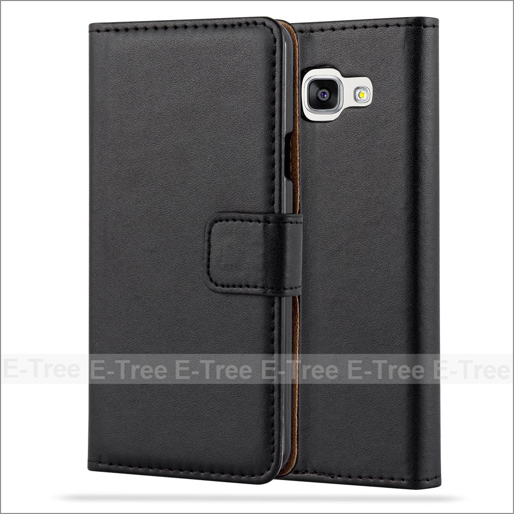 Slim PU Leather Cover Wallet Phone Case For 2016 Samsung Galaxy A3