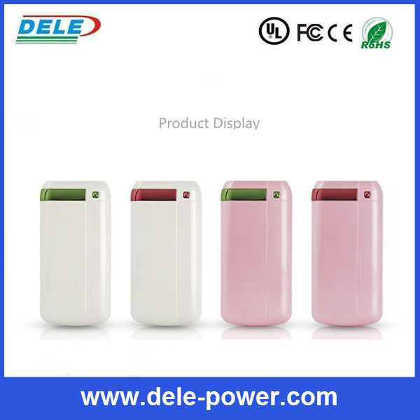 New China Manufacturer Portable Battery Chargers xiaomi Power Bank 26000 for smartphone
