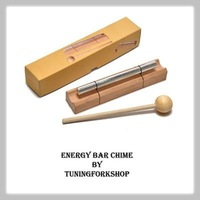 Energy Bar Chime Heart Chakra Tone F