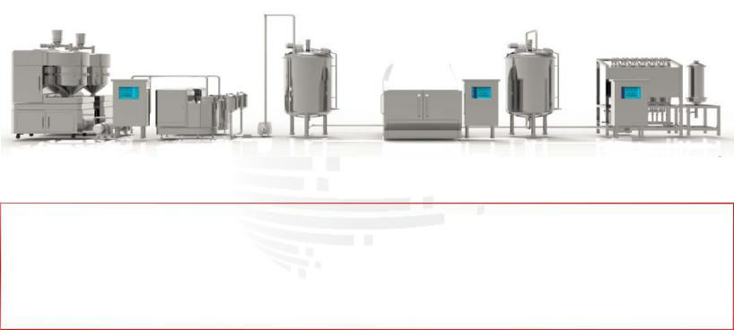 BICI  New pulping system