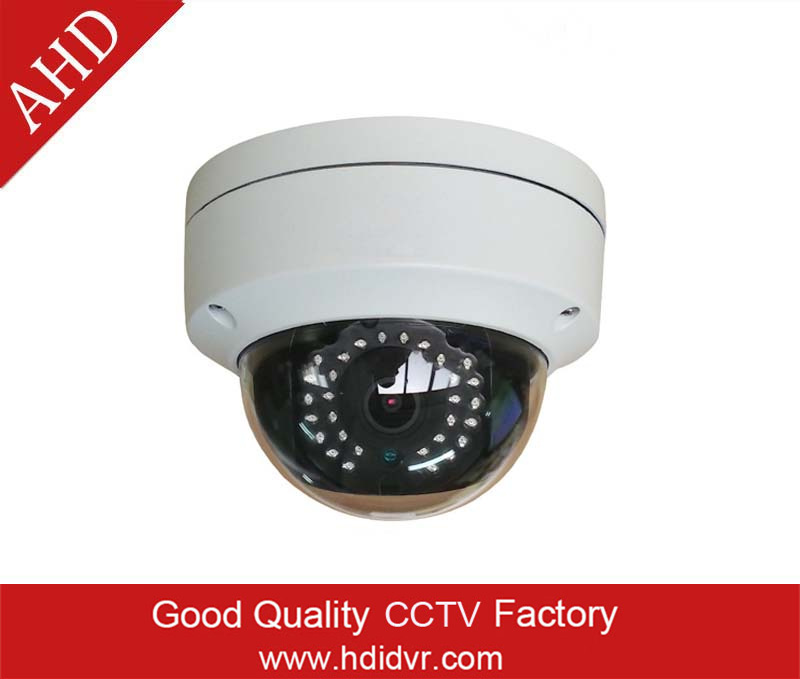 Video Surveillance analog camera housing 2.0MP 1080P TVI sensor IR room dome indoor security