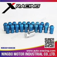 NM20150038 Alloy wheels lug nuts / color wheel nuts