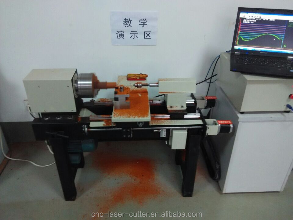 Full automatic culinderical wood easy science working models