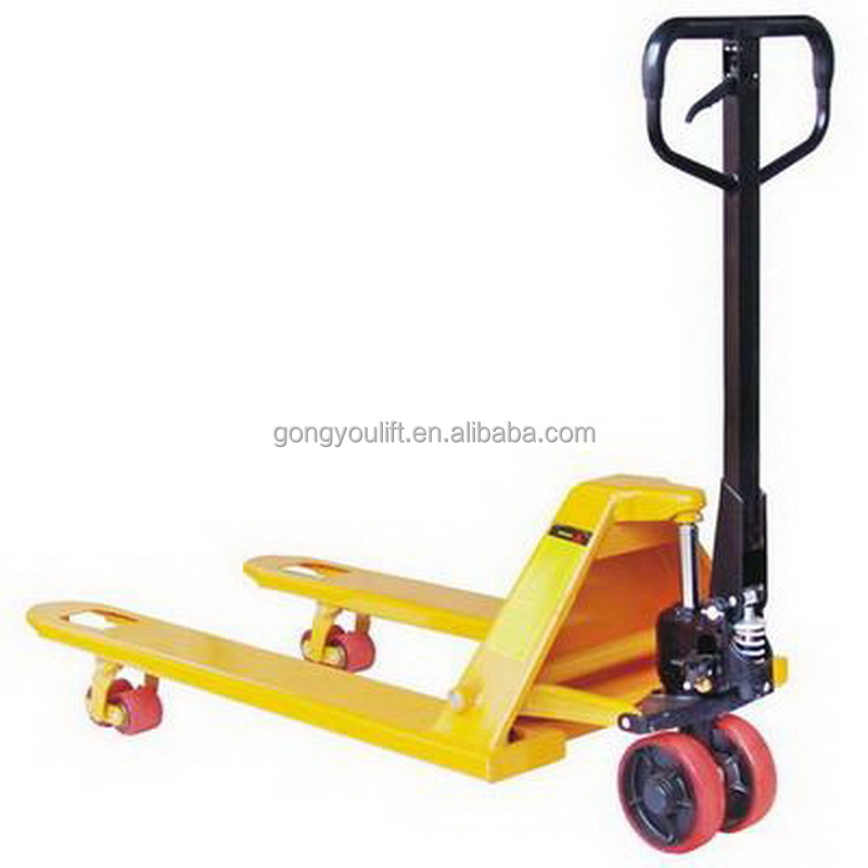 china hot sale hydraulic manual/hand pallet truck price