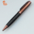 Rose gold pen with Good quality and economic promotional business gift with customized logo