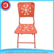 Wholesale china factory metal folding chair / outdoor folding chair B7236