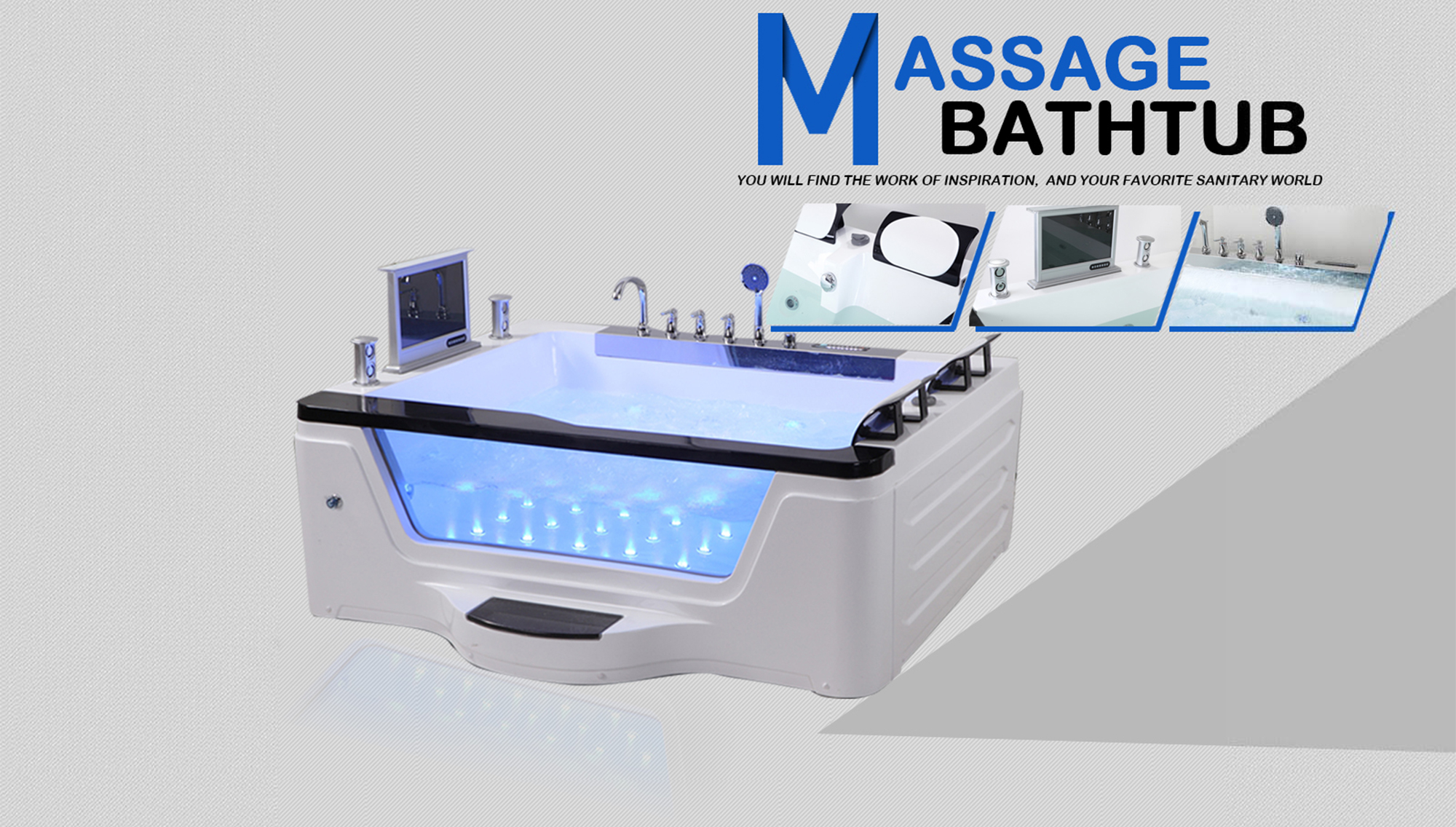 Foshan Hanse Industrial Co., Ltd. - Bathtub, Steam room