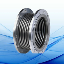 Exhaust bellow stainless steel flexible custom metal expansion joints